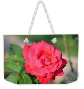 Rose In The Morninglight Weekender Tote Bag