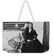 Rose Oneal Greenhow Weekender Tote Bag