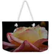 Rose Rising Weekender Tote Bag