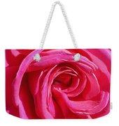 Rose Rose Weekender Tote Bag