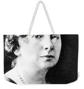 Rose Schneiderman Weekender Tote Bag
