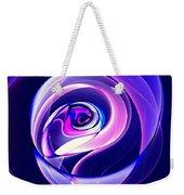 Rose Series - Violet-colored Weekender Tote Bag