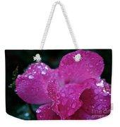 Rose Water Beads Weekender Tote Bag