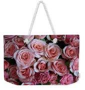 Roses Galore Weekender Tote Bag