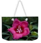 Rosey Blossom Weekender Tote Bag