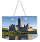 Rosserk Friary, Co Mayo, Ireland 15th Weekender Tote Bag