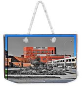 Roswell Park Cancer Institute Weekender Tote Bag