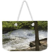 Rouge River At Fair Lane Weekender Tote Bag