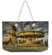 Round And Round Weekender Tote Bag