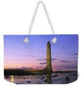 Round Tower, Larne, Co Antrim, Ireland Weekender Tote Bag