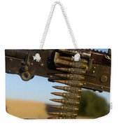 Rounds Of A M240 Machine Gun Weekender Tote Bag