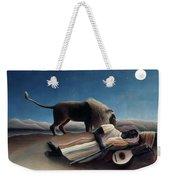 Rousseau: Gypsy, 1897 Weekender Tote Bag