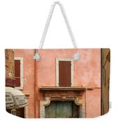 Roussillon Painted Door Weekender Tote Bag