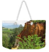 Roussillon's Ochre Hills Weekender Tote Bag