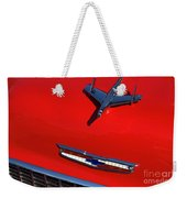 Route 66 Classic Cars 1 Weekender Tote Bag