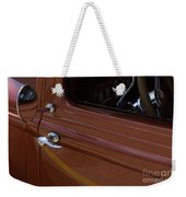 Route 66 Classic Cars 14 Weekender Tote Bag