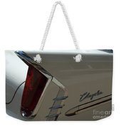 Route 66 Classic Cars 2 Weekender Tote Bag