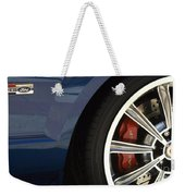 Route 66 Classic Cars 3 Weekender Tote Bag