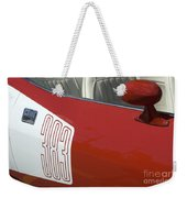 Route 66 Classic Cars 5 Weekender Tote Bag
