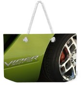 Route 66 Classic Cars 7 Weekender Tote Bag