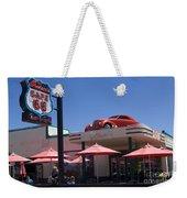 Route 66 Cruisers Williams Arizona Weekender Tote Bag