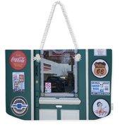 Route 66 Doorway Weekender Tote Bag
