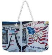 Route 66 Gift Shop Weekender Tote Bag