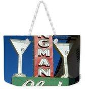 Route 66 Kingman Club Weekender Tote Bag