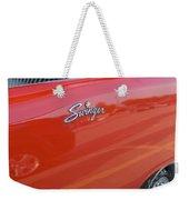 Route 66 Swinger Weekender Tote Bag