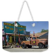 Route 66 The Real Mader Weekender Tote Bag