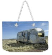 Route 66 Trailer Weekender Tote Bag