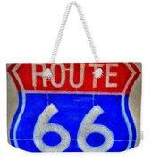 Route 66 Wall Art-2 Weekender Tote Bag