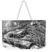 Routes In Roots  Weekender Tote Bag