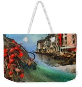 Rovinj The Ancient Adriatic City Weekender Tote Bag