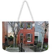 Row Home Contradiction Weekender Tote Bag