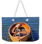 Rowboat Weekender Tote Bag by Joana Kruse