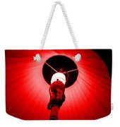 Roxannes Red Light Weekender Tote Bag