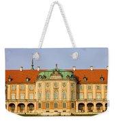 Royal Castle In Warsaw Weekender Tote Bag