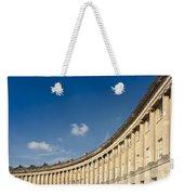 Royal Crescent Weekender Tote Bag