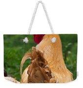 Royal Golden Rooster 1 Weekender Tote Bag