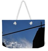 Royal Gorge Bridge And Sky Weekender Tote Bag