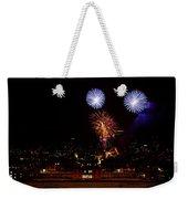 Royal Greenwich Fireworks Weekender Tote Bag