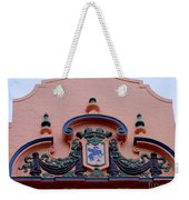 Royal Hawaiian Hotel Entry Facade Weekender Tote Bag