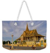 Royal Palace Weekender Tote Bag