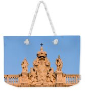 Royal Palace In Madrid Architectural Details Weekender Tote Bag