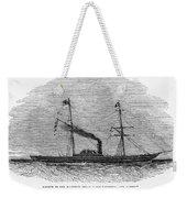 Royal Yacht, 1843 Weekender Tote Bag