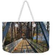 Rube Nelson Bridge 1 Weekender Tote Bag