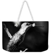 Ruby-throated Hummingbird - Signature Weekender Tote Bag