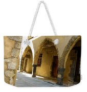 Rue Des Templiers Weekender Tote Bag by Lainie Wrightson