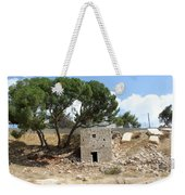 Ruined Castle Weekender Tote Bag